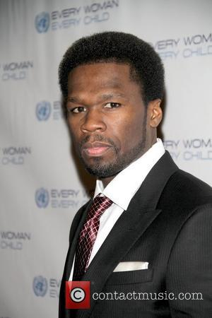 50 Cent, real name Curtis Jackson  Every Woman Every Child MDG Reception at the Grand Hyatt Hotel New York...