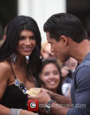 Teresa Giudice and Mario Lopez