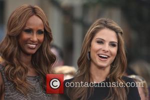 Iman and Maria Menounos