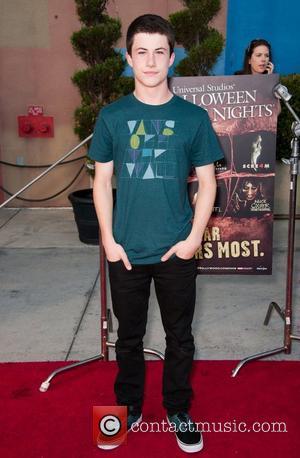 Dylan Minnette Universal Studios Hollywood 'Halloween Horror Nights' Eyegore Awards - Arrivals Universal City, California - 23.09.11