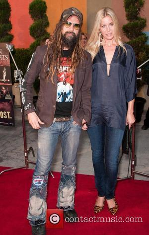 Rob Zombie and Guest Universal Studios Hollywood 'Halloween Horror Nights' Eyegore Awards - Arrivals Universal City, California - 23.09.11