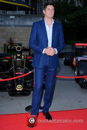 Vernon Kay The F1 Party held at the Natural History Museum - Arrivals  London, England - 06.07.11