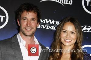 Noah Wyle, Moon Bloodgood The Premiere of TNT And Dreamworks' 'Falling Skies' - Arrivals  West Hollywood, California - 13.06.11