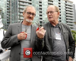 Robert Englund and Lance Henriksen