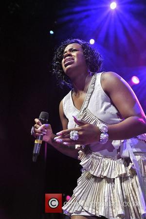 Grammy award winner Fantasia Barrino performs at Indigo at the O2 Arena. London, England - 07.06.11
