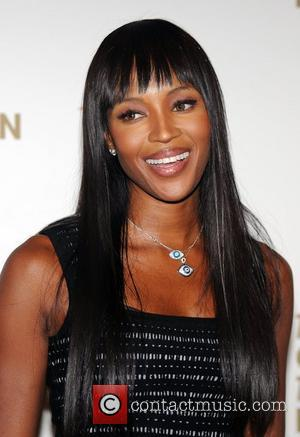 Naomi Campbell Planning Fashion Fundraiser For Japan