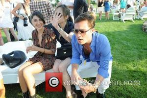 Ed Westwick Nathaniel Christian hosts third annual Hamptons Rally with Ferrari in Watermill Southampton, New York - 16.07.11