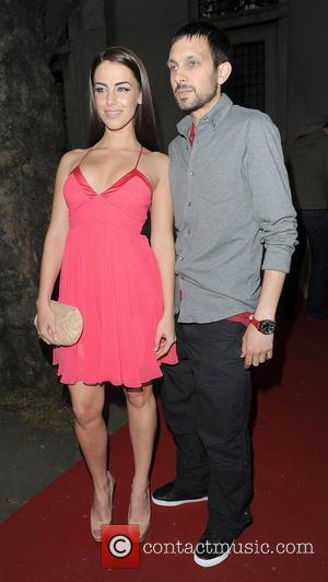 Jessica Lowndes and Dynamo aka Steven Frayne FHM 100 Sexiest Women In The World 2011 launch party, held at One...