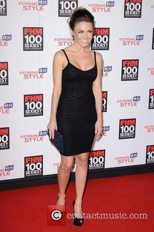 Adele Silva FHM 100 Sexiest Women In The World 2011 launch party at One Marylebone London, England - 03.05.11