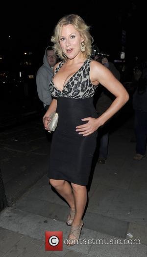 Abi Titmuss FHM 100 Sexiest Women In The World 2011 launch party, held at One Marylebone - Departures London, England...