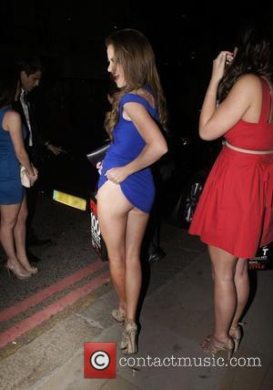 Jess Impiazzi  FHM 100 Sexiest Women In The World 2011 launch party, held at One Marylebone - Departures London,...