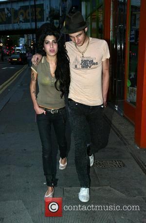 Newlyweds, Amy Winehouse and Blake Fielder-Civil