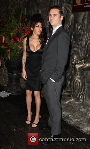 Amy Winehouse and Reg Traviss Shaka Zulu launch party at Stables Market London, England - 04.08.10