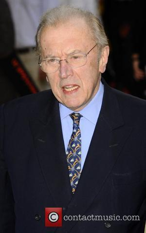 David Frost Attends the European premiere of  Fire In Babylon. At the Odeon Leicester Square in London, England. 09.05.11