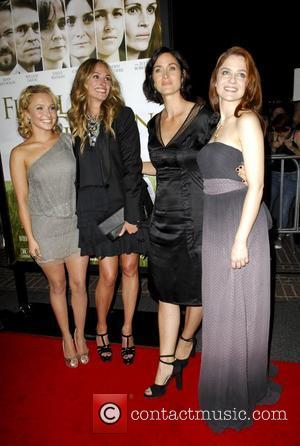 Hayden Panettiere, Carrie-anne Moss, Julia Roberts and Shannon Lucio