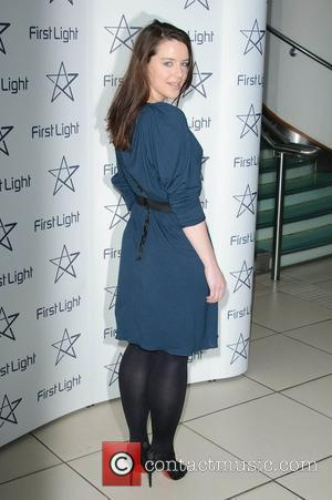 Michelle Ryan First Light Awards held at Odeon Leicester Square London, England - 15.03.11