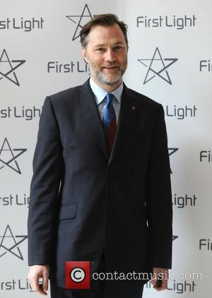 David Morrissey First Light Awards held at Odeon Leicester Square London, England - 15.03.11