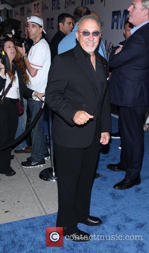 Emilio Estefan Lifetime's Screening of five at Skylight Studios  New York City, USA - 26.09.11