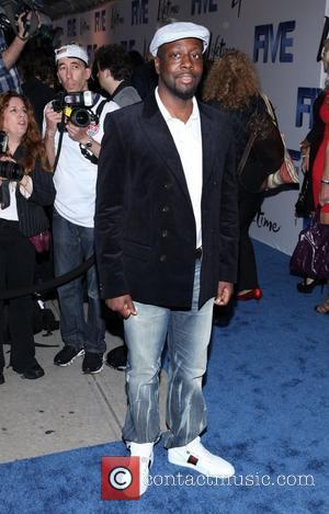 Wyclef Jean Lifetime's Screening of five at Skylight Studios  New York City, USA - 26.09.11