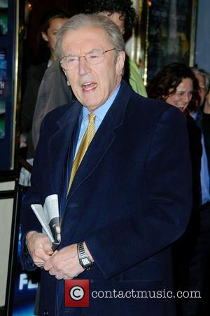 Sir David Frost at the Gala Preview of 'Flare Path' at the Theatre Royal. London, England - 10.03.11