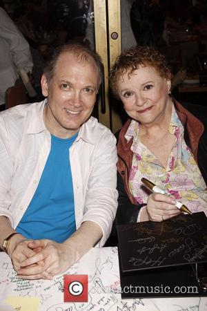 Charles Busch and Carole Shelley  The 25th Annual Broadway Flea Market and Grand Auction to benefit Broadway Cares/Equity Fights...