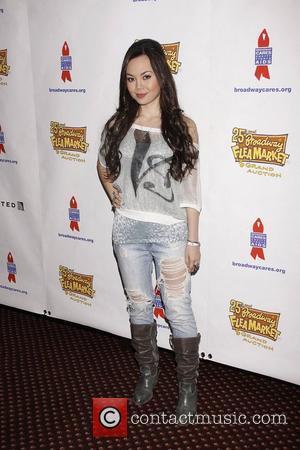 Anna Maria Perez de Tagle, Miley Cyrus and Times Square