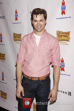 Andrew Rannells  The 25th Annual Broadway Flea Market and Grand Auction to benefit Broadway Cares/Equity Fights AIDS in Times...
