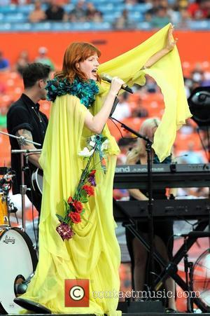Florence Welch To Design Topshop Range?