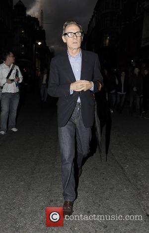 Bill Nighy Fashion's Night Out 2011 - Coach - Bond Street. London, England - 08.09.11