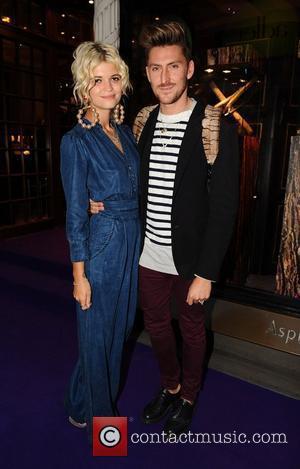 Pixie Geldof and Henry Holland