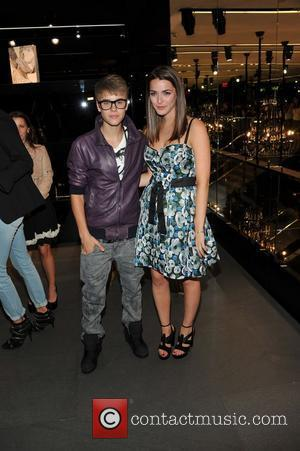 Justin Bieber Attends Fashions Night Out