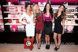 Alessandra Ambrosio, Adriana Lima and Lily Aldridge