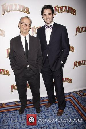 Joel Grey and Colin Donnell Opening night of the Broadway musical production of 'Follies' at the Marquis Theatre - Arrivals...