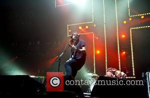 Dave Grohl, Foo Fighters and Wembley Arena