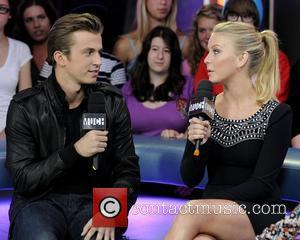 Kenny Wormald and Julianne Hough