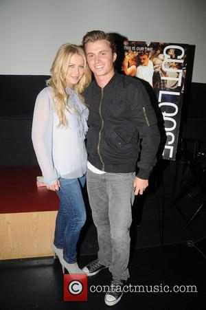 Julianne Hough, Footloose and Kenny Wormald