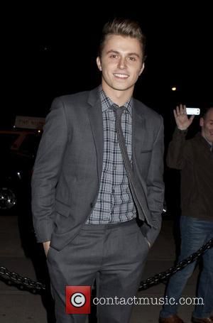 Kenny Wormald and Tribeca Grand Hotel