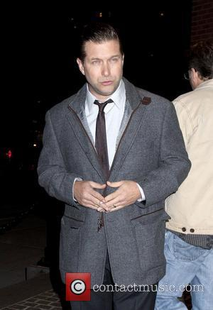 Stephen Baldwin,  at the Cinema Society screening of 'Footloose' at the Tribeca Grand Hotel - Outside Arrivals New York...