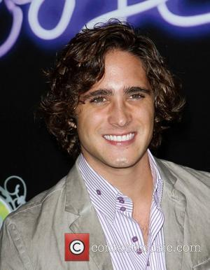 Diego Boneta Learned To Strum With Cruise