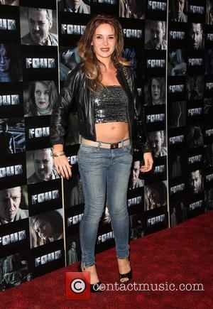 Kierston Wareing and Empire Cinema