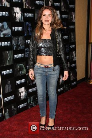Kierston Wareing Four UK film premiere held at the Empire cinema - Arrivals London, England - 10.10.11