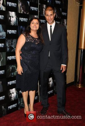 Nina Wadia and Raiomond Mirza Four UK film premiere held at the Empire cinema - Arrivals London, England - 10.10.11