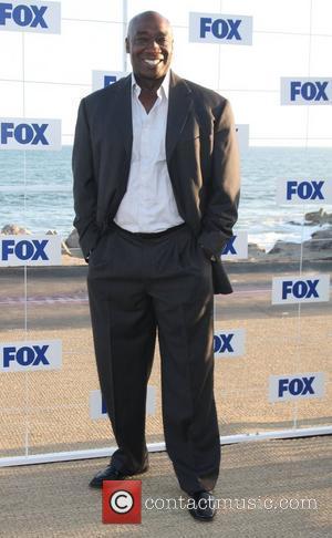 Michael Clarke Duncan 2011 Fox All Star Party at Gladstone's Malibu - Arrivals Los Angeles, California - 05.08.11