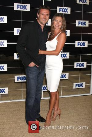 Jason O'Mara and Paige Turco  2011 Fox All Star Party at Gladstone's Malibu - Arrivals Los Angeles, California -...