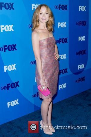 Jayma Mays FOX upfront presentation - Arrivals New York City, USA - 16.05.11