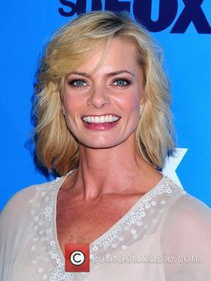 Jaime Pressly FOX upfront presentation - Arrivals New York City, USA - 16.05.11