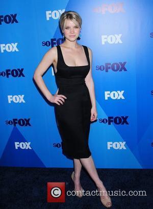 Sarah Jones FOX upfront presentation - Arrivals New York City, USA - 16.05.11