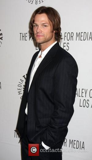 Jared Padalecki,  at the Supernatural PaleyFest 2011held at the Saban Theatre - Arrivals Beverly Hills, California - 13.03.11