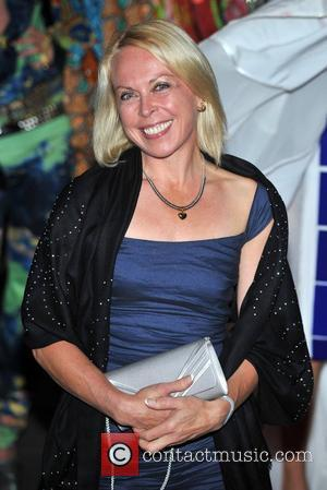Jayne Torvill Freddie For A Day held at The Savoy - Arrivals. London, England - 05.09.11
