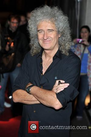 Brian May Freddie For A Day held at The Savoy - Arrivals. London, England - 05.09.11
